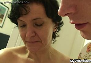 妈妈和男孩